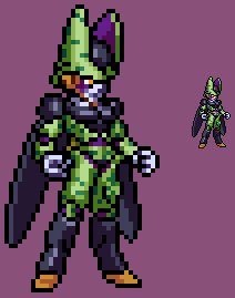 Dragon Ball Z Perfect Cell by LEANBOOX