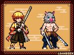 Kimetsu no Yaiba (Characters 2) Sprite