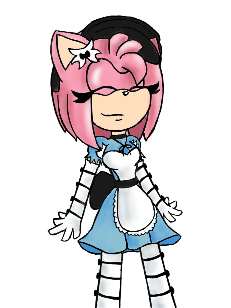 CE: Amy in Wonderland by TropicalCandy