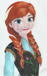 Frozen::Anna
