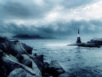 Small Lighthouse -revisited-