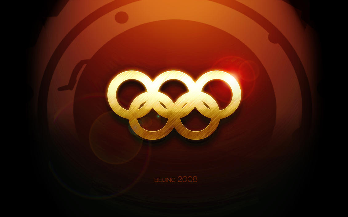 Beijing Olympics 2008 Wide By Think0 On Deviantart