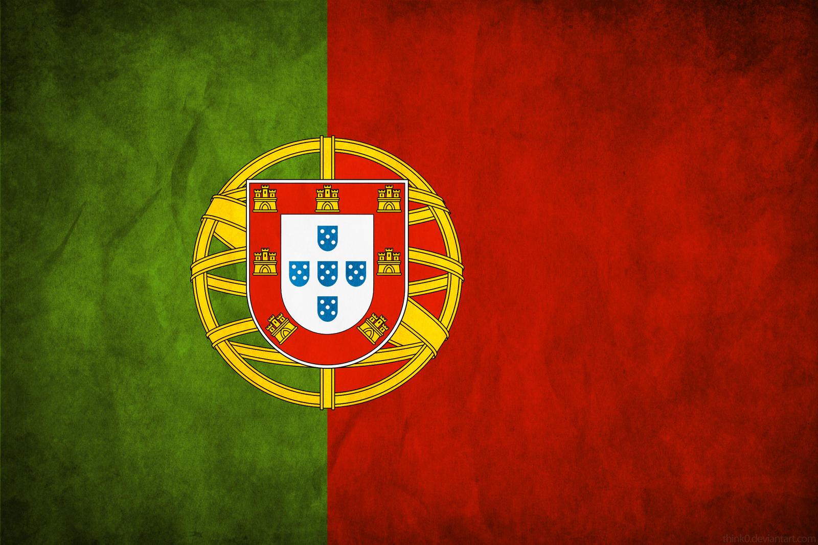 Portugal Grunge Flag by think0 on DeviantArt