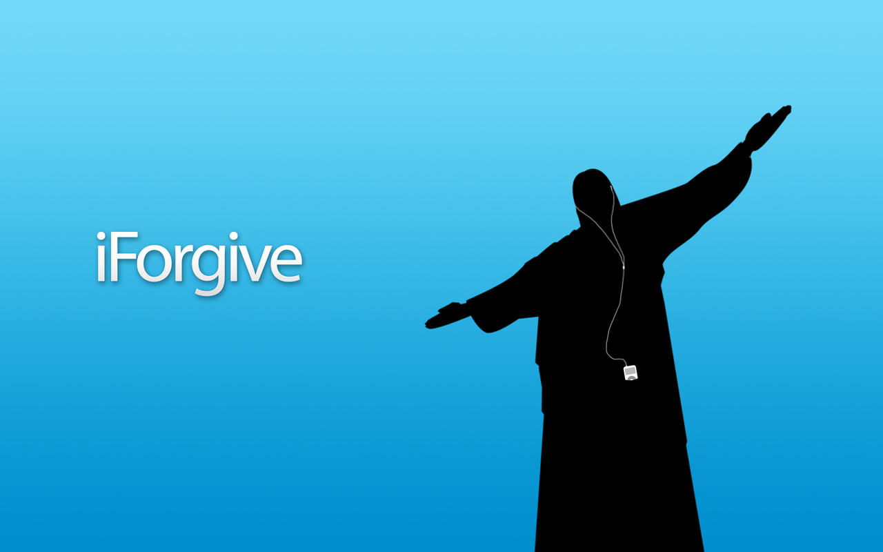 iForgive 2 ipod by think0