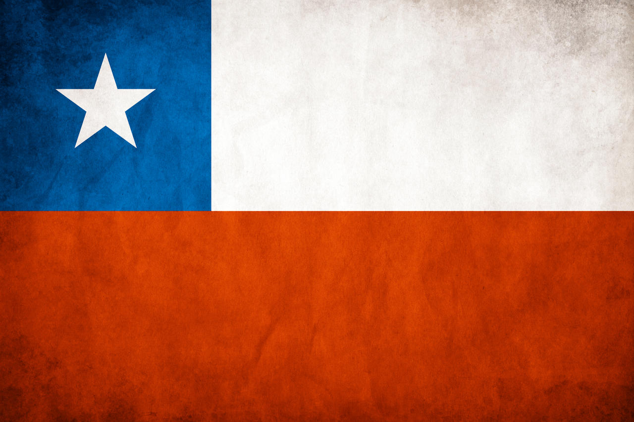 chile grungy flag by think0 on deviantart