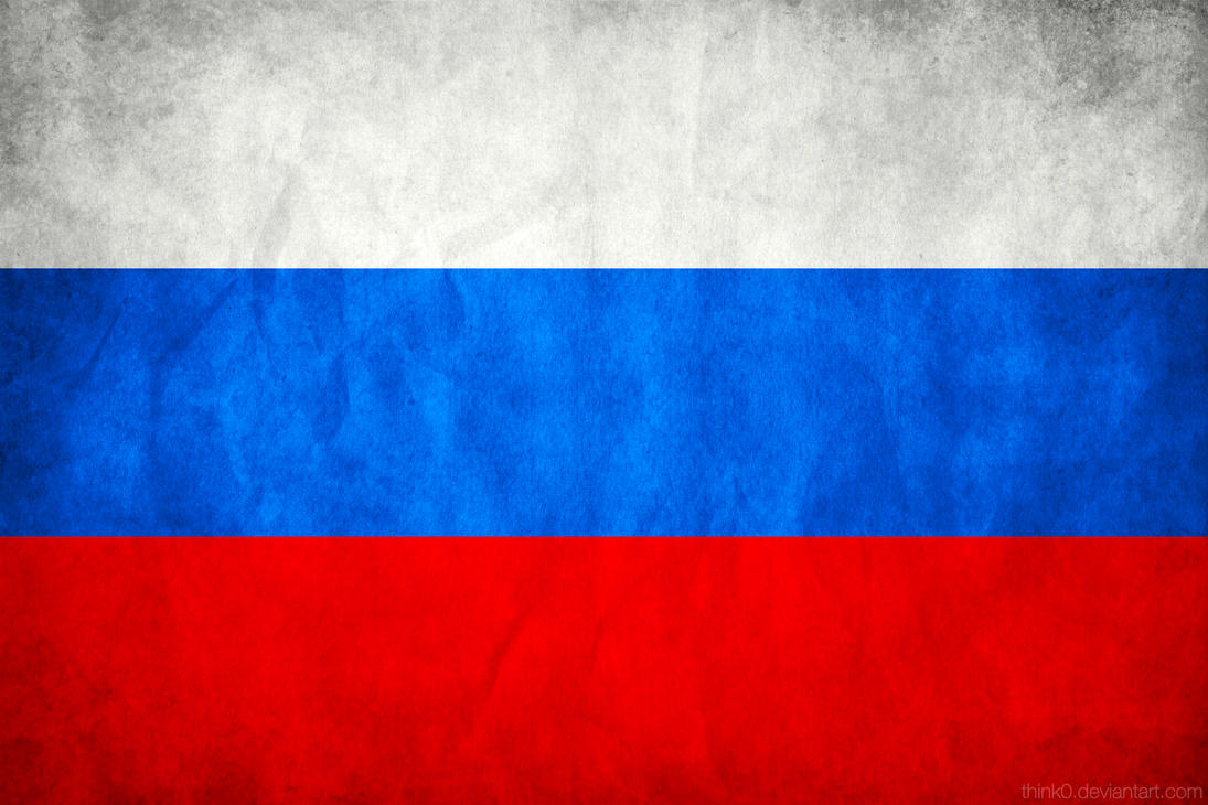 russia grungy flag by think0 on deviantart