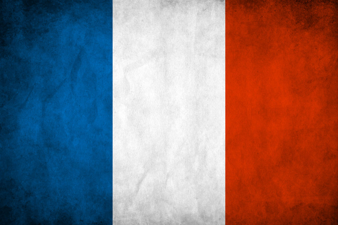 france grunge flagthink0 on deviantart