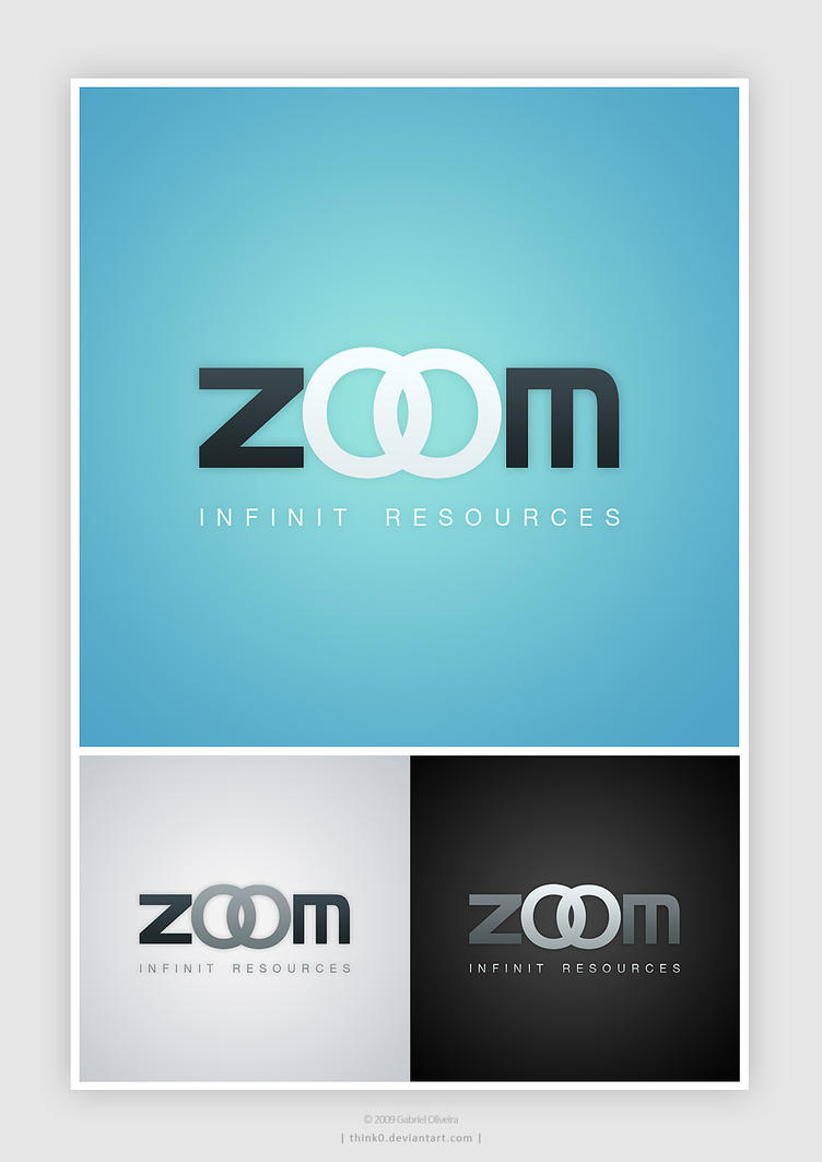 zOOm Logo by think0