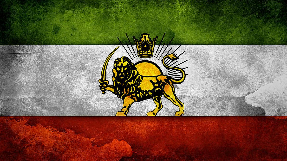 The Shahanshahi Flag by think0