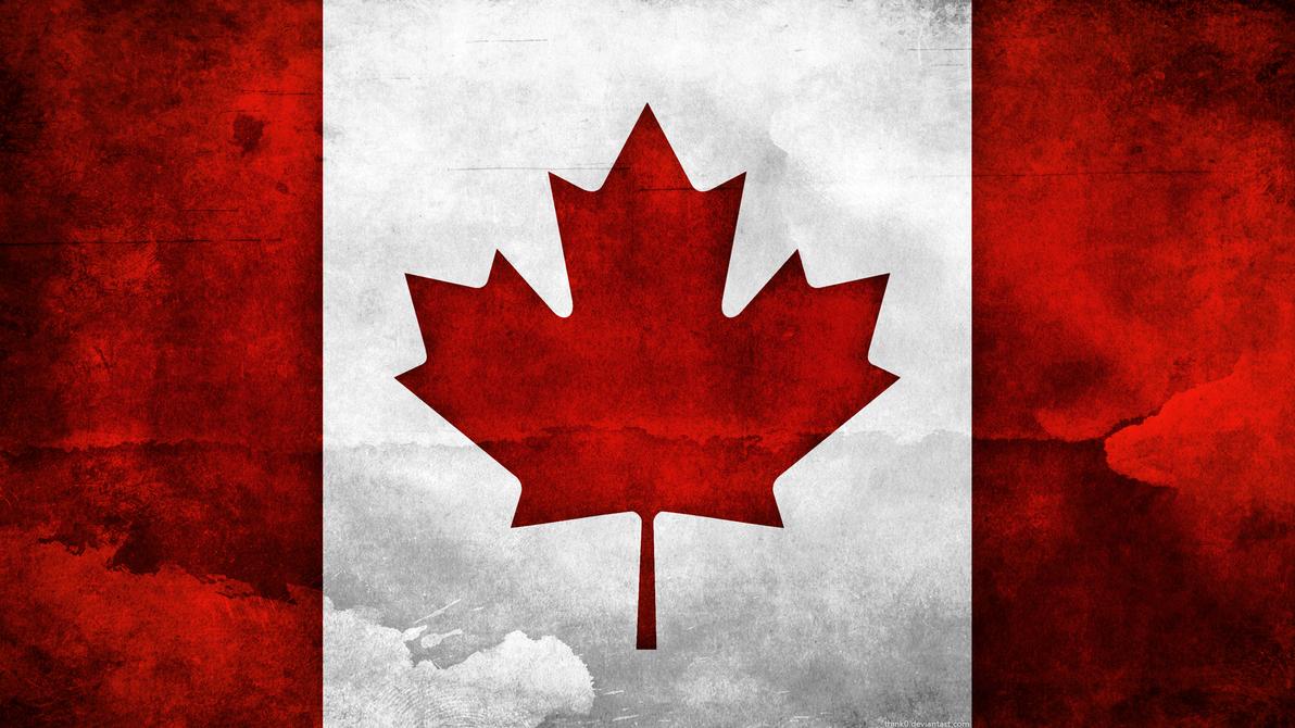 Canada Flag by think0