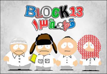 block 13 by KIMADRID