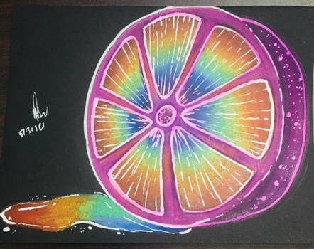 Rainbow Citrus