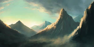 And another mountain..