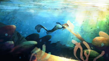 Mermaid2 by Jukeboix
