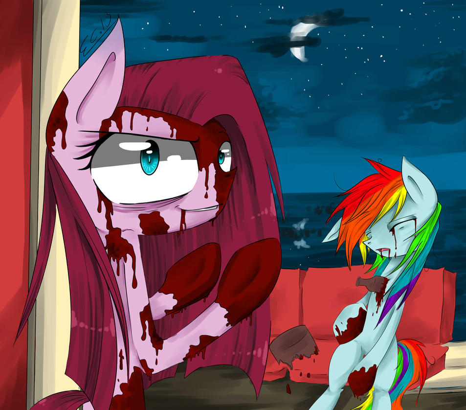 Pinkamena And Pinkie Pie Fanfic