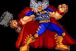 Thor the God of Asgard