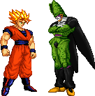 Dragon Ball Capcom Style by taskmaster0