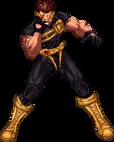Cyclops KOF XII by taskmaster0