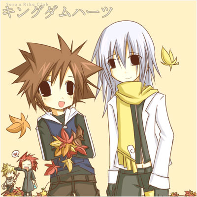 Sora-x-Riku-Club's Profile Picture