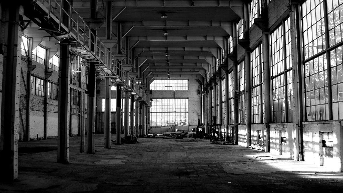 Factory by robooneus