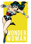 Tribute to Bruce Timm: New 52 Wonder Woman