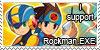 Rockman.EXE Stamp -PLZ-