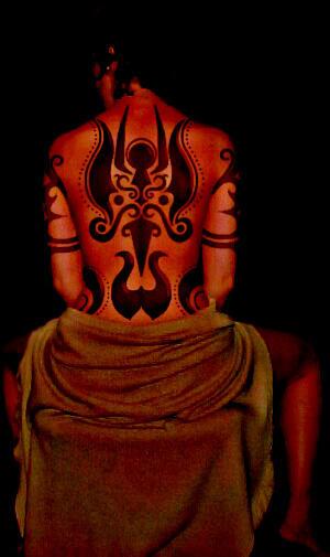 Tattoo: Bloodback