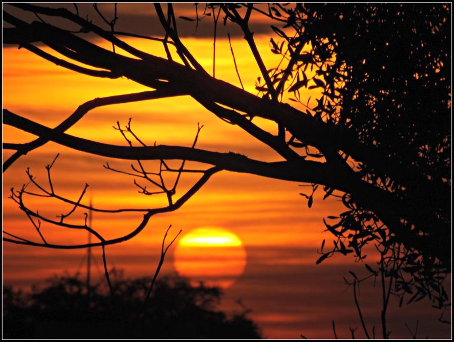 Sunset by gabrielbianchi