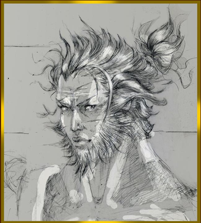 Vishnu Concept by Acoldwar
