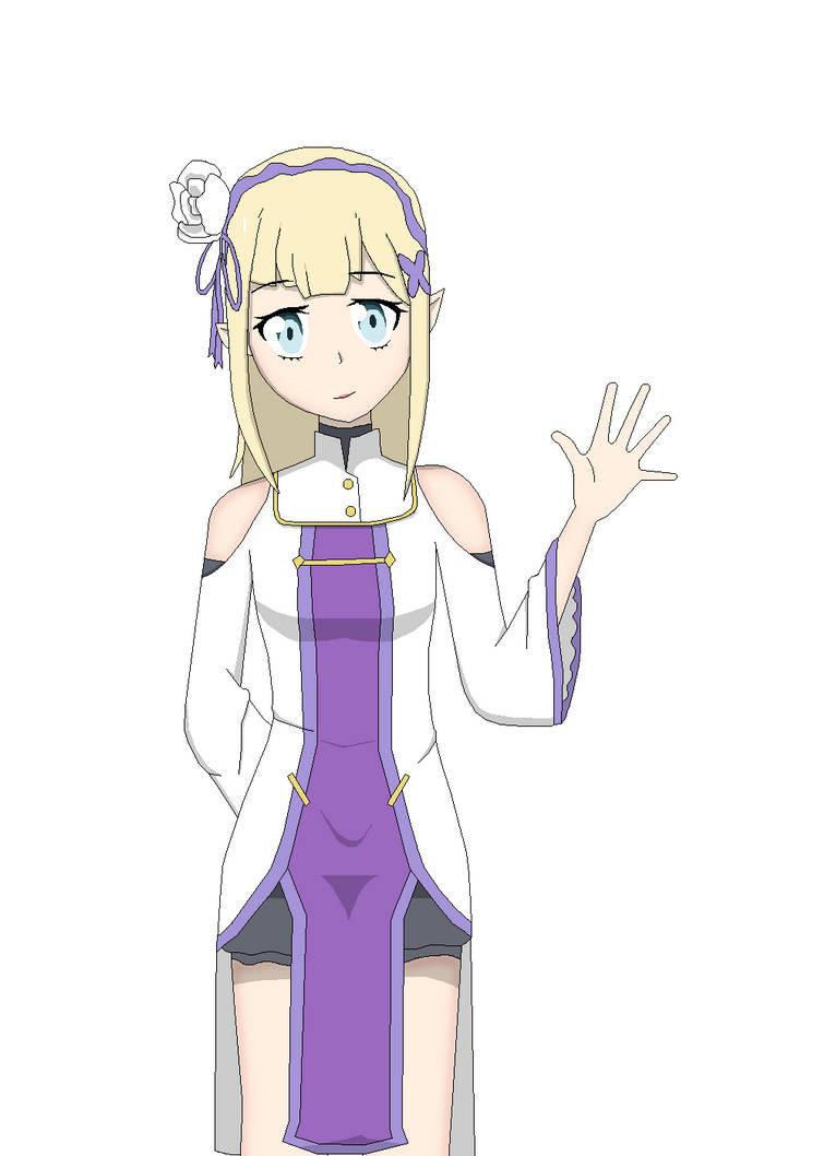 Emilia + Priestess