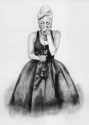 Gaga by iamnomodder