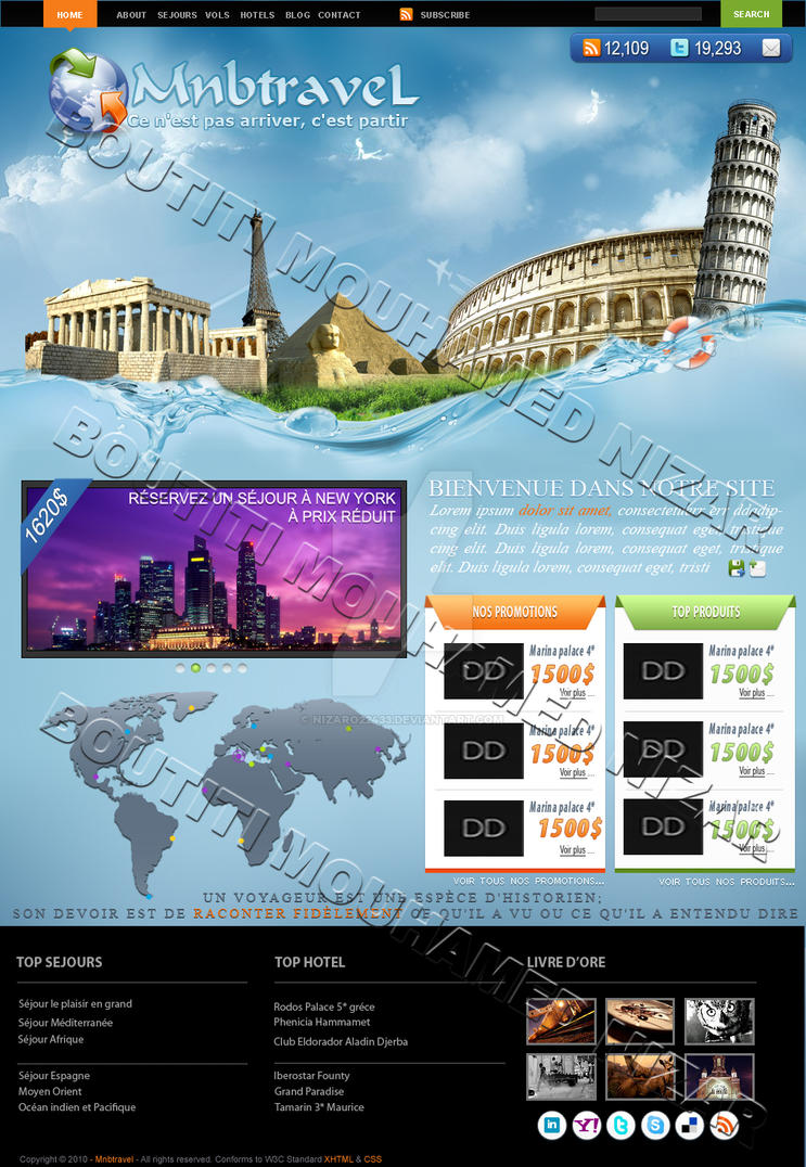 Travel Agency Tour Packages