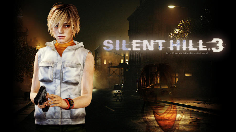 Silent Hill 3 Wallpaper: Comments By Rukialover