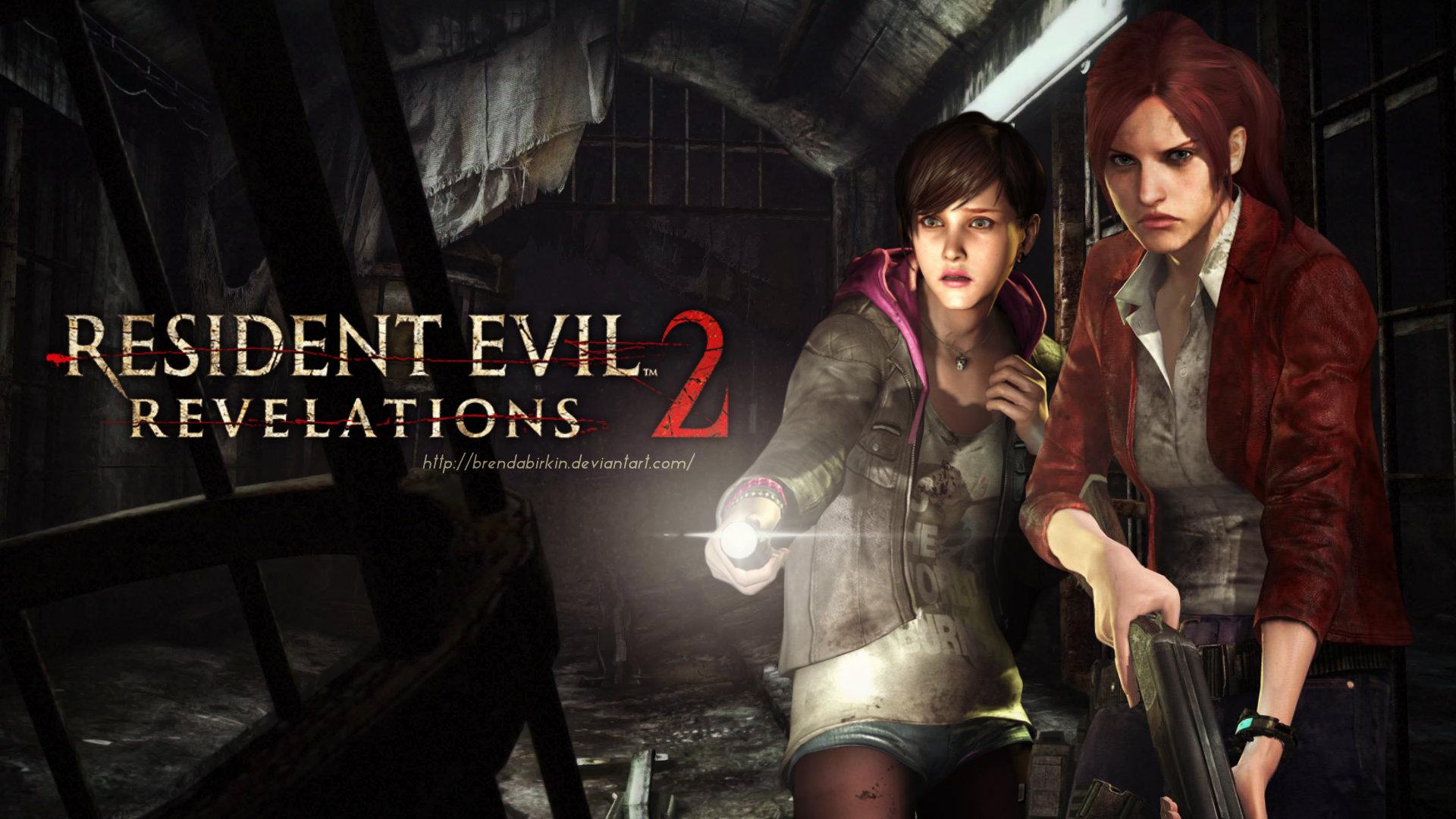 Resident Evil Revelations 2 Wallpaper By Brendabirkin On Deviantart