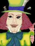 Mad as a Hatter- touch up