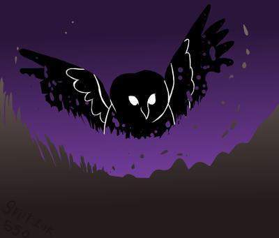 'Night Owl' SpiltInk550 by spiltink550