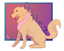 A BLOND PUPPO HAS APPEARED!! by spiltink550