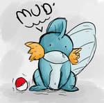 Mudkip Doodle.