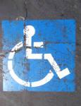 Handicap spot