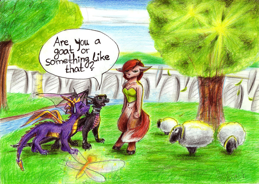 Allegory Page 1 Spam Spyro The Dragon Forums