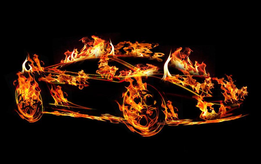 egoista lamborghini on fire - photo #32