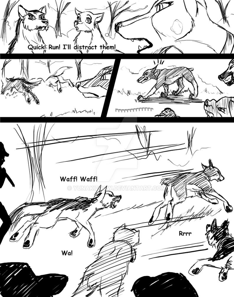 SNARL Yu-Gi-Oh! Manga Ch3 page5 by YunakiDraw on DeviantArt