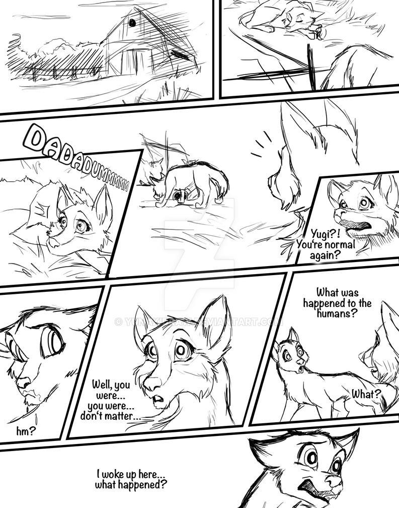 SNARL Yu-Gi-Oh Manga Ch2 page15 by YunakiDraw on DeviantArt
