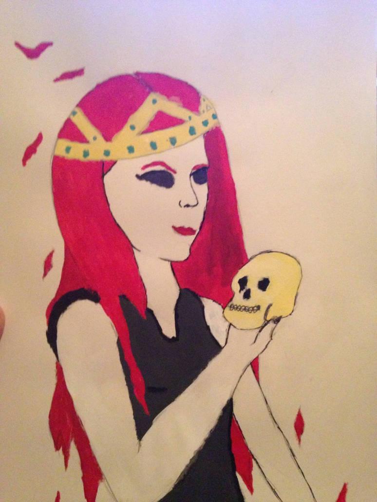 Princess of Death by HiddenJester24