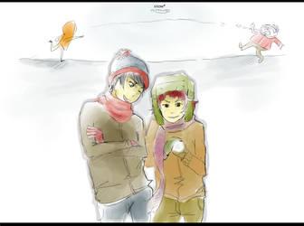 snow by BurnAwayy
