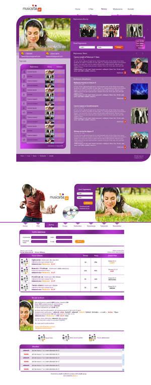 music site Portal+Forum