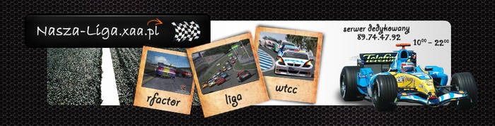 Liga rFactor by tommeq