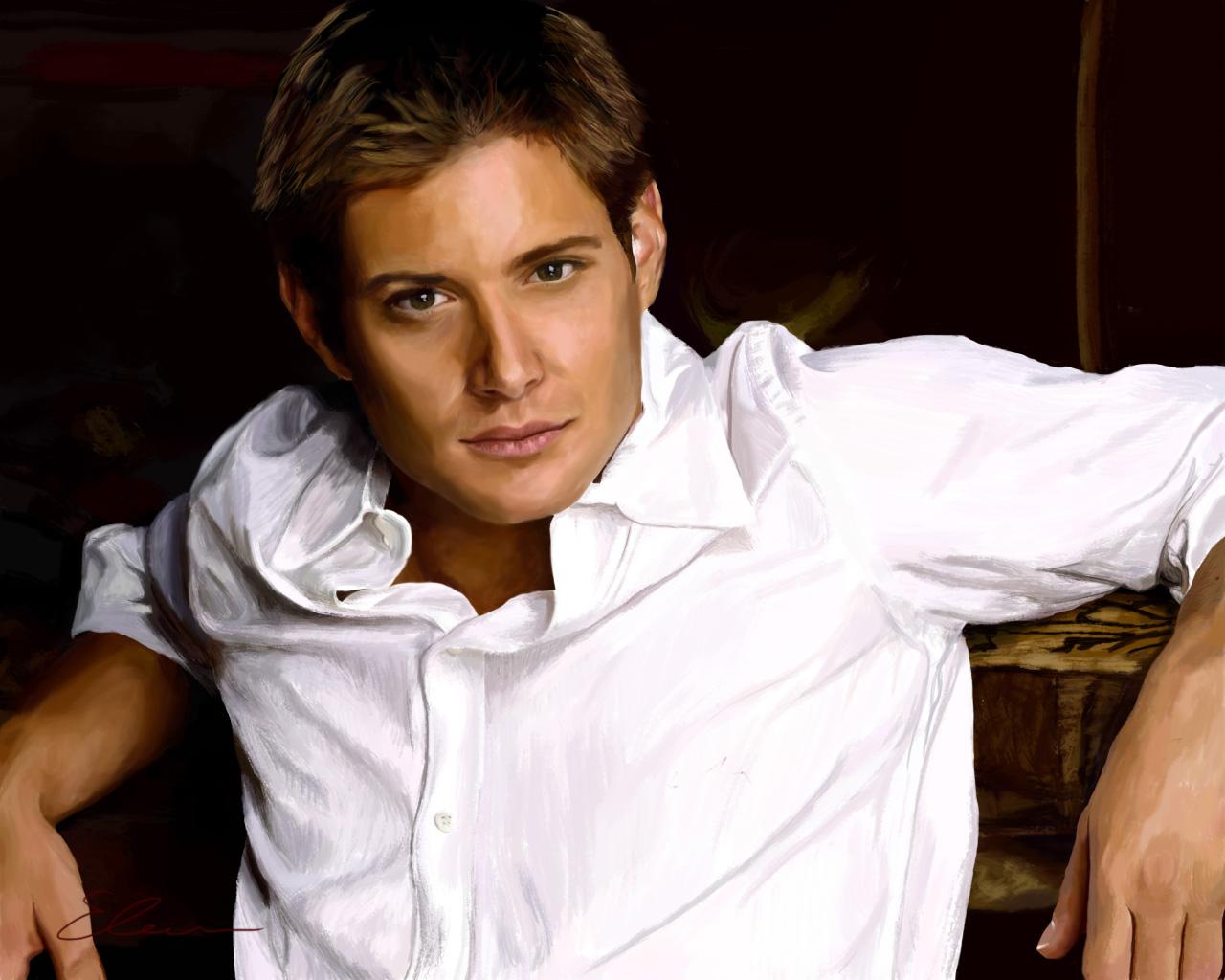 Jensen Ackles by lilyjamesship