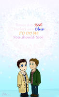 You're my gay thing by lilyjamesship