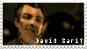 David Sarif Stamp II by QuixoticZombie